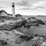 Portland Head Lighthouse One, David Pierson