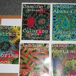 Coloring Books, Damone Heins