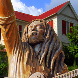 Daniel B. Mcneill Artwork Trenchtown Rock, 2011 Color Photograph, History