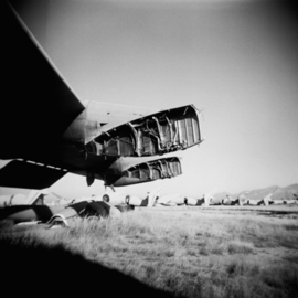 Daniel King: 'sky, ground', 2007 Silver Gelatin Photograph, Archetypal. Artist Description:  Tucson, AZ USA ...