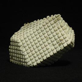 Daniel Oliveira: 'Untitled 2FL', 2013 Stone Sculpture, Abstract. Artist Description:   Abstract, limestone, sculpture  ...