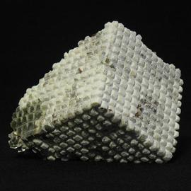 Daniel Oliveira: 'Untitled 4FL', 2013 Stone Sculpture, Abstract. Artist Description:     Abstract, limestone, sculpture    ...