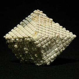 Daniel Oliveira: 'Untitled 6FL', 2013 Stone Sculpture, Abstract. Artist Description:       Abstract, limestone, sculpture      ...