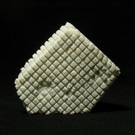 Daniel Oliveira: 'Untitled 8FL', 2013 Stone Sculpture, Abstract. Artist Description:         Abstract, limestone, sculpture        ...