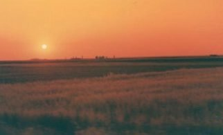 Daniel Rabinovich: 'Spanish sunset', 2001 Color Photograph, Landscape.  Spain, sunset,     ...