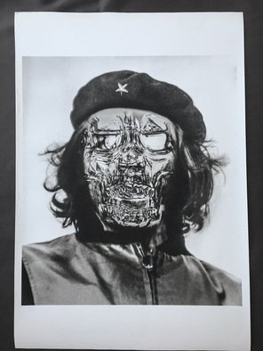 Dante Korda Artwork If I died today, 2016 Black and White Photograph, Activism