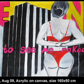see me naked By Karin Perez