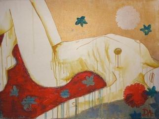Dariya Afanaseva Artwork Posing, 2014 Posing, Erotic