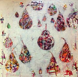 Dariya Afanaseva Artwork pears in my mind, 2014 pears in my mind, Abstract