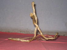 - artwork SNAKE_COPULATION-1178194659.jpg - 2006, Sculpture Wood, Love