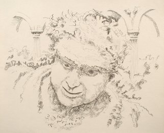 Line Drawing Portrait Artists : Best art design images designs drawing