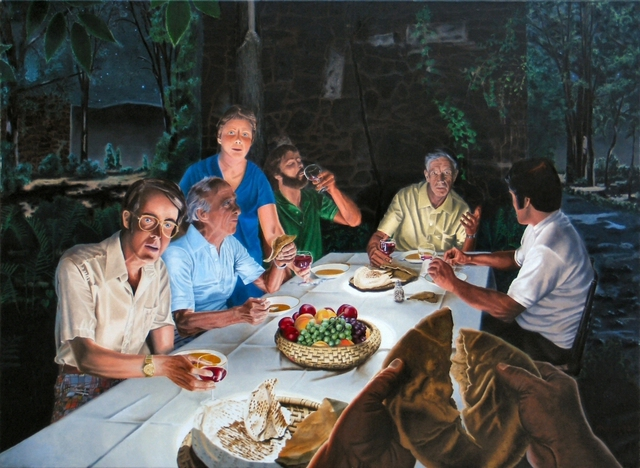 Dave Martsolf The Last Supper 1983