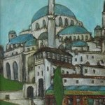Blue Mosque By David Zylstra