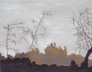 David Eric Gordon: 'Morning', 2009 Oil Painting, Landscape.   oil on canvas  ...