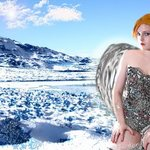 ICE QUEEN By David Evans Bailey