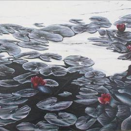 Lillies Rouges De Leau, David Larkins
