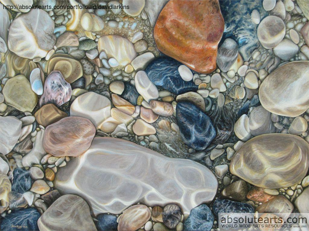 David Larkins Artwork The Minnow In A Sea Of Diversity