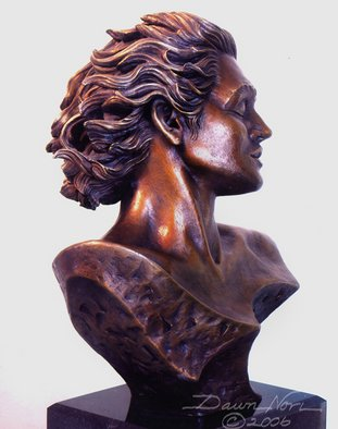 Dawn Feeney Artwork Adonis Side View, 2005 Adonis Side View, Mystical