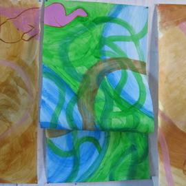 Nurture Triptych