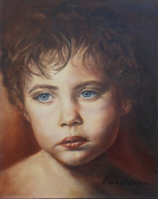 Artist: Dana Dabagia - Title: Putti - Medium: Oil Painting - Year: 2011