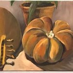 pumpkin By Debbie Jacobson