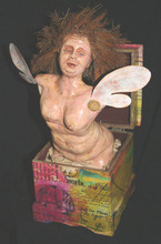 - artwork Midlife_Phoenix-1217538634.jpg - 2008, Sculpture Mixed, Figurative