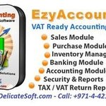 vat accounting software in uae By Delicate Software