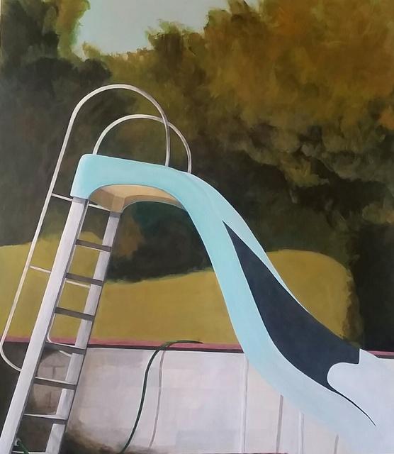 Denise dalzell 39 sunshine terrace 39 painting acrylic for 11319 sunshine terrace