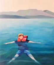 Denise Dalzell Artwork buoyant, 2021