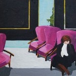Pink Chairs, Denise Dalzell