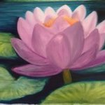 Pink Water Lily By Denise Seyhun