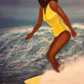 Surfer, Denise Seyhun
