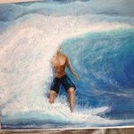 Surf is up By Denise Seyhun