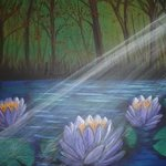 Waterlillies, Denise Seyhun