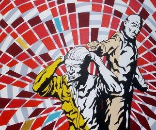 Markus Leitner Artwork Tarot 14: Temperance, 2015 Tarot 14: Temperance, Philosophy
