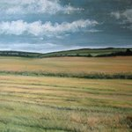 Farm Furrows,Garthby By Devon Henderson