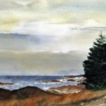 Path To Ucluelet, Don F Bradford