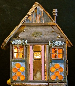 Dj Whelan: 'medicine shack', 2011 Mixed Media Sculpture, undecided.