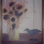 Sunflower Still life By Dorothy Nuckolls