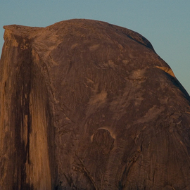 Half Dome At Dusk Number One, David Bechtol