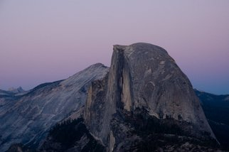 David Bechtol Artwork Half Dome at Dusk number three, 2006 Half Dome at Dusk number three, Landscape