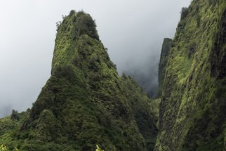 David Bechtol Artwork Iao Needle, 2015 Color Photograph, Nature