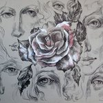 Seen for rose By Taly Berestov