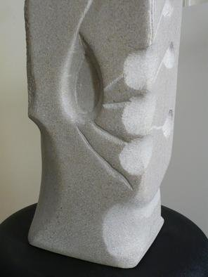 Donald Mccray: 'Eve', 2008 Stone Sculpture, Abstract.