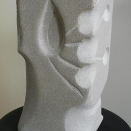 Donald Mccray Artwork Eve, 2008 Stone Sculpture, Abstract