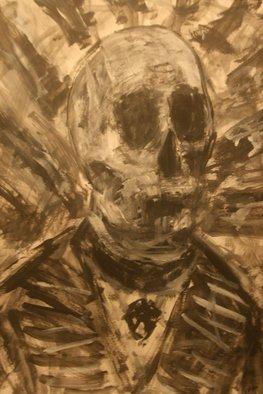 D. R. Redner Artwork BANKER, 2012 BANKER, Figurative