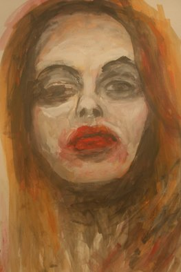 D. R. Redner Artwork GIRL FROM MY SPACE, 2013 GIRL FROM MY SPACE, Figurative