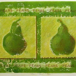 Pears By Donna Gallant