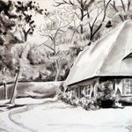 cottage By Donna Gallant