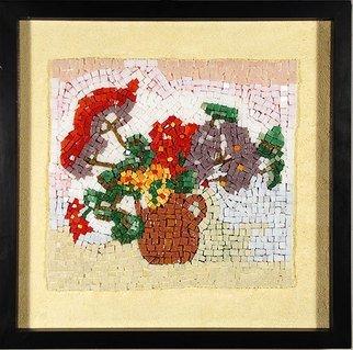 Jerry Reynolds Artwork Geraniums, 2015 Geraniums, Floral
